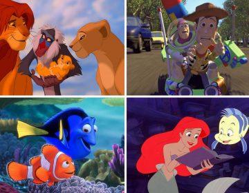 Hechos sorprendentes sobre las películas de Disney que probablemente no sabías