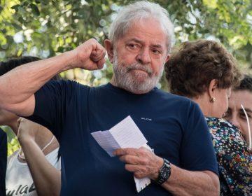 Lula sigue en lucha: el PT de Brasil presenta la candidatura de su líder encarcelado