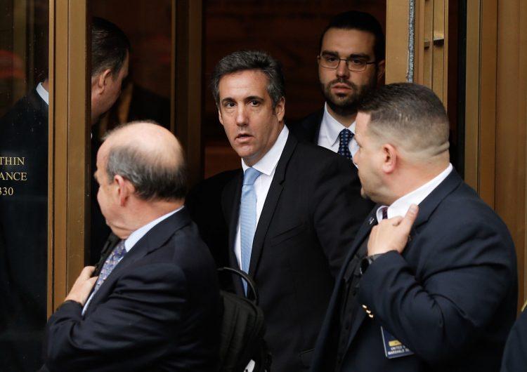 Cohen y Trump, una lealtad a prueba de todo (hasta que llegaron las elecciones)