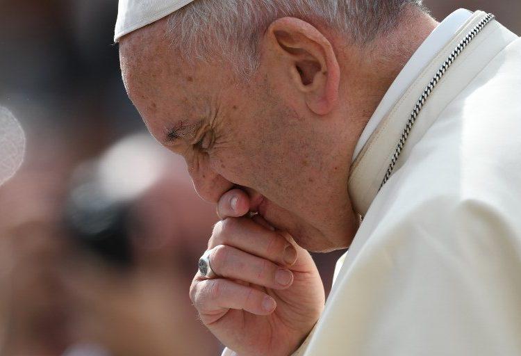 Activistas exigen al papa Francisco que emprenda acciones por casos de pedofilia