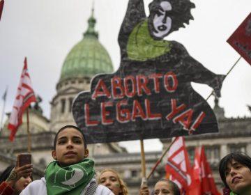 """""""Este no va a ser el momento en el que perdamos la esperanza"""": las mujeres en Argentina esperan el sí del Senado a la legalización del aborto"""