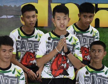 Tres niños rescatados de una cueva en Tailandia eran apátridas, ¿qué significa?