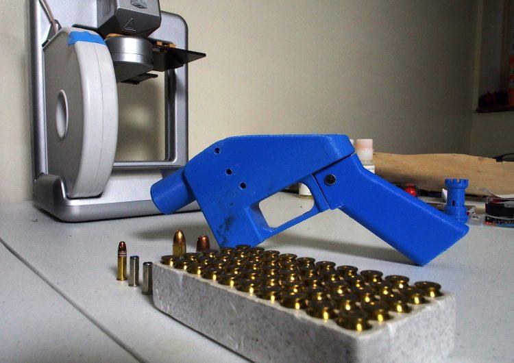 Armas hechas con impresoras 3D en EE.UU.: mortales y sin forma de rastrearlas