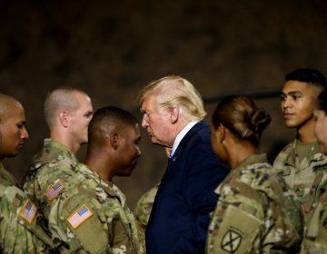 Trump insiste en crear fuerzas armadas para dominar el espacio antes que sus rivales