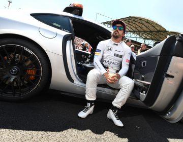 9 datos sobre la vida y carrera del piloto español Fernando Alonso