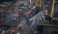 A cinco días de derrumbe en Génova: van 43 muertos…