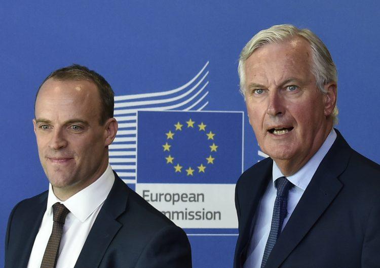 UE y Reino Unido retoman negociación para terminar el Brexit