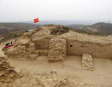 Una ciudad perdida con pirámides y sacrificios humanos está reescribiendo la historia