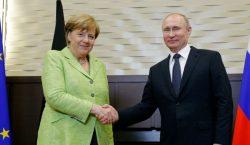 La reunión entre Putin y Merkel: ¿quién será el mejor…