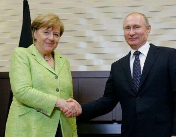La reunión entre Putin y Merkel: ¿quién será el mejor negociador?