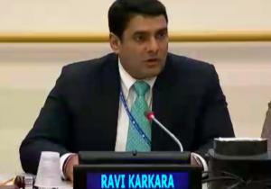 Ravi Karkara: un alto asesor de la ONU en la mira por acoso sexual a ocho hombres