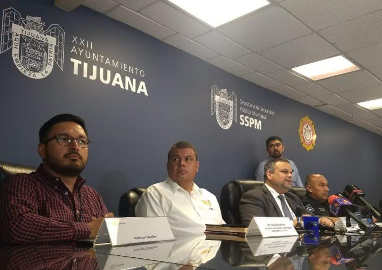 Falló plan para reclutar policías en Tijuana