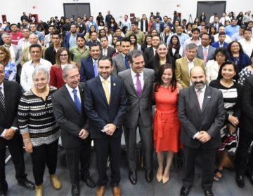 Realizan en Querétaro foro sobre democracia y elecciones