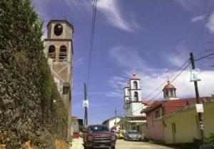 Sustraen imágenes religiosas en capilla de Santa Catarina