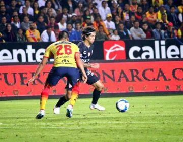 Liga Necaxa segunda derrota como visitante