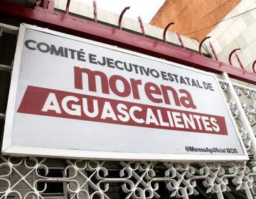 Buscará Morena reducir a la mitad el financiamiento a partidos en Aguascalientes