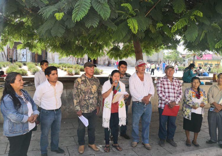 Comunidad indígena mixe obtiene fallo judicial para que Poder Ejecutivo cumpla con atención médica