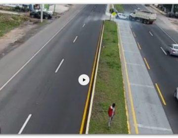 Imprudencia y falta de precaución, causas de accidentes viales en Pachuca