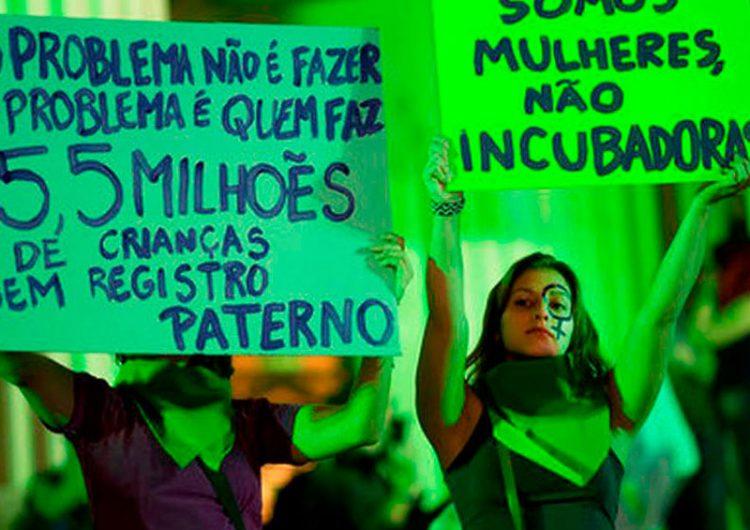 Por primera vez, Brasil  debate para despenalizar el aborto