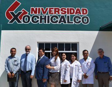 Inaugura Xochicalco centro de salud en Vicente Guerrero