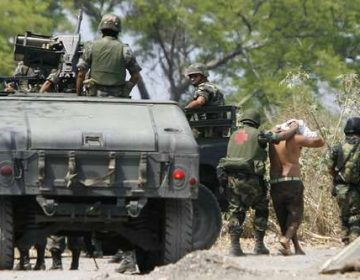 Detienen a 48 presuntos integrantes del Cártel Jalisco Nueva Generación en Chiapas