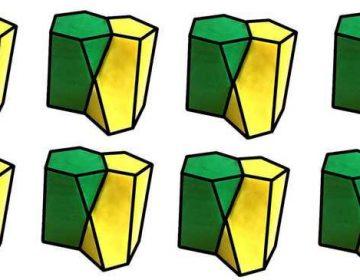 Científicos revelan nueva forma geométrica descubierta en Sevilla: el escutoide