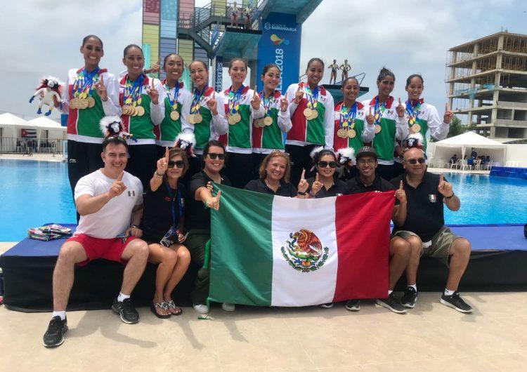 México se corona en Centroamericanos: regresa con 341 preseas y el primer lugar del medallero