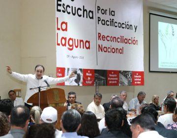 Familias de víctimas tendrán respaldo, solidaridad y apoyo del próximo gobierno: Durazo