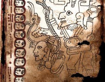 INAH ratifica al Códice Maya de México como el manuscrito auténtico más antiguo de América