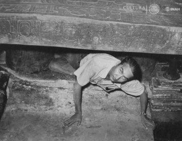 Una máscara de Pakal y diversas ofrendas fueron descubiertas en Palenque, según el INAH