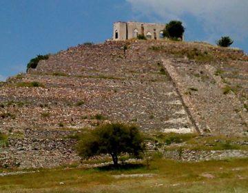 """Encuentran vestigios prehispánicos en la zona arqueológica """"El Cerrito"""""""