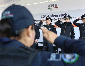 Existen solo 0.6 policías por cada mil habitantes en Coahuila, 2.2 menos de lo recomendado por la ONU
