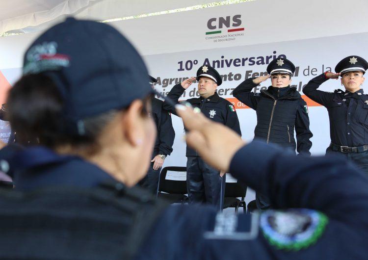 Existe solo un policía por cada mil habitantes en SLP, 1.8 menos de lo recomendado por la ONU