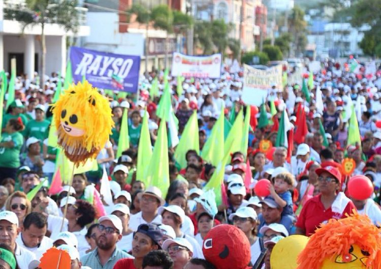Gastaron candidatos federales en Oaxaca lo equivalente a la reconstrucción de 363 viviendas dañadas por sismos