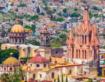 San Miguel de Allende, la ciudad más amigable del mundo