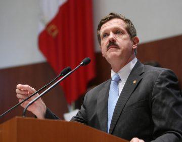 Romero Hicks coordinará el grupo parlamentario del PAN en la Cámara de Diputados