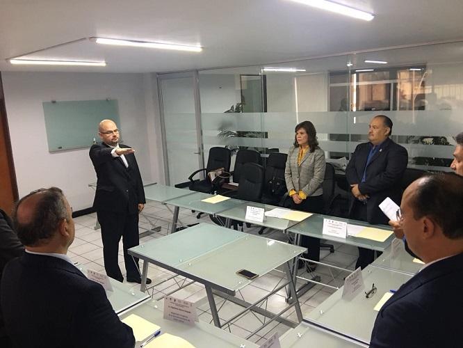 Rindió protesta Aquiles Romero como secretario técnico del Sistema Anticorrupción