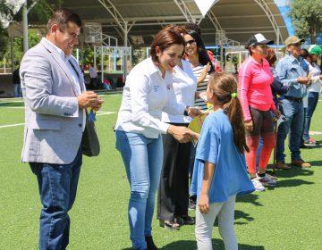 En Calvillo, práctica deportiva y formación en valores en el Plan Vacacional 2018 #EnEquipoContigo