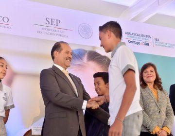 Invertirá gobierno 282 mdp en programas educativos en el ciclo escolar 2018-2019