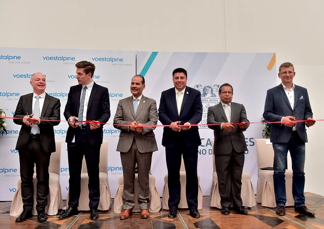 Se instala nueva proveedora automotriz europea en Aguascalientes