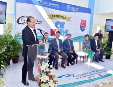 Anuncia el gobernador siete nuevos planteles educativos en el oriente de la ciudad capital