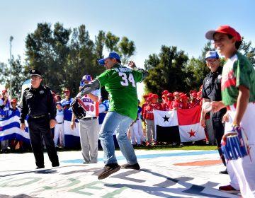 Inaugura el gobernador campeonato panamericano Pre-Mundial U-12 de Béisbol