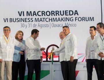 Oaxaca, centro de negocios de la Alianza del Pacífico