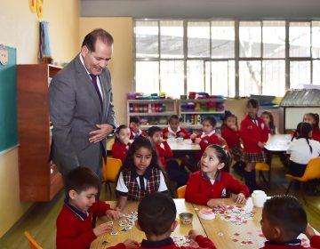 Amplía gobierno programa bilingüe en educación básica y bachillerato para el nuevo ciclo escolar