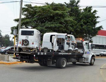 Mototaxis ilegales problema de seguridad: Semovi