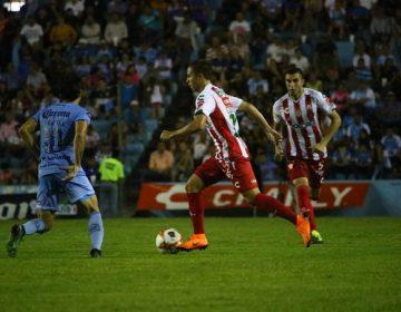 Necaxa cae ante la Jaiba Brava en la Copa MX