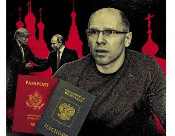 """La polémica """"nota diplomática"""" que hundió al feroz crítico del Kremlin"""