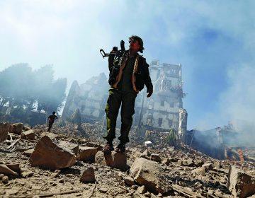 La guerra en Yemen que ha desatado la hambruna