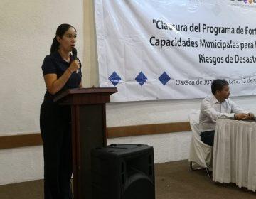 Municipios de Oaxaca perciben abandono de la Coordinación de Protección Civil: PNUD