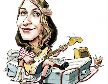 Sadie Dupuis: una maestra, cantante y activista